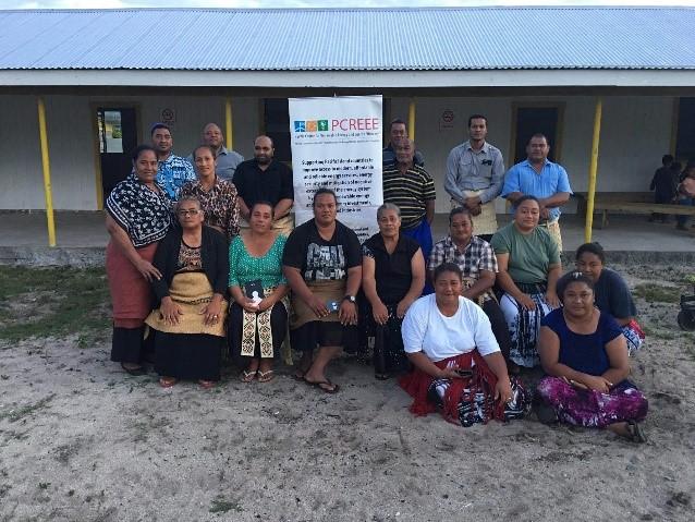 Workshop at Felemea Village, 'Uiha - Ha'apai Group